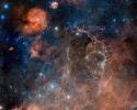 Vela Süpernova Kalıntısı